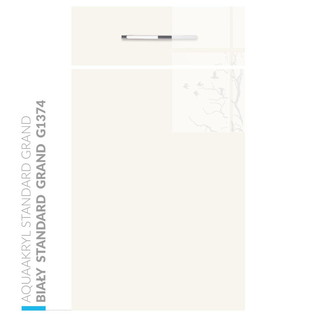 fronty akrylowe aquaakryl standard grand bialy 1024x1024 - Nowość - Fronty Akrylowe