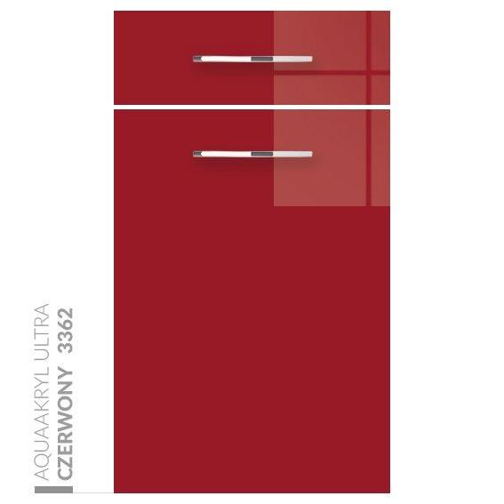 3362 czerwony - Czerwony 3362
