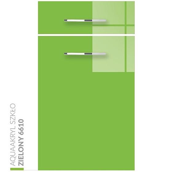 6610 zielony - Zielony 6610