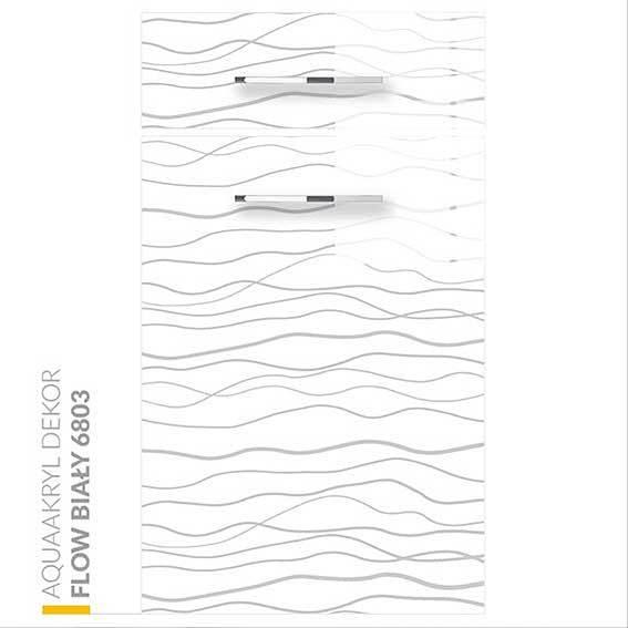 6803 flow biały - Flow Biały 6803
